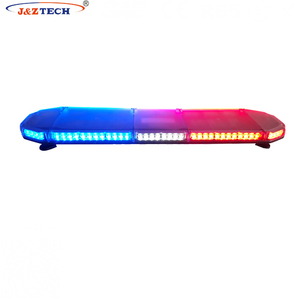 12V/24V Wenzhou Factory Wholesale Emergency Strobe Light Bar Led