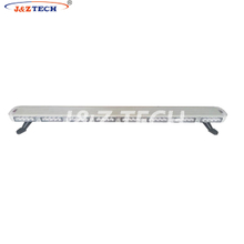 Narrow Amber led lightbar strobe warning light bar for trucks