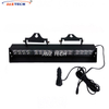 12V Interior Aluminum Base Strobe Police Led Dash Light with Cigarette Plug