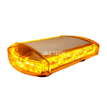 Strong Magnet LED amber warning lightbar LED MINI Strobe Lightbar