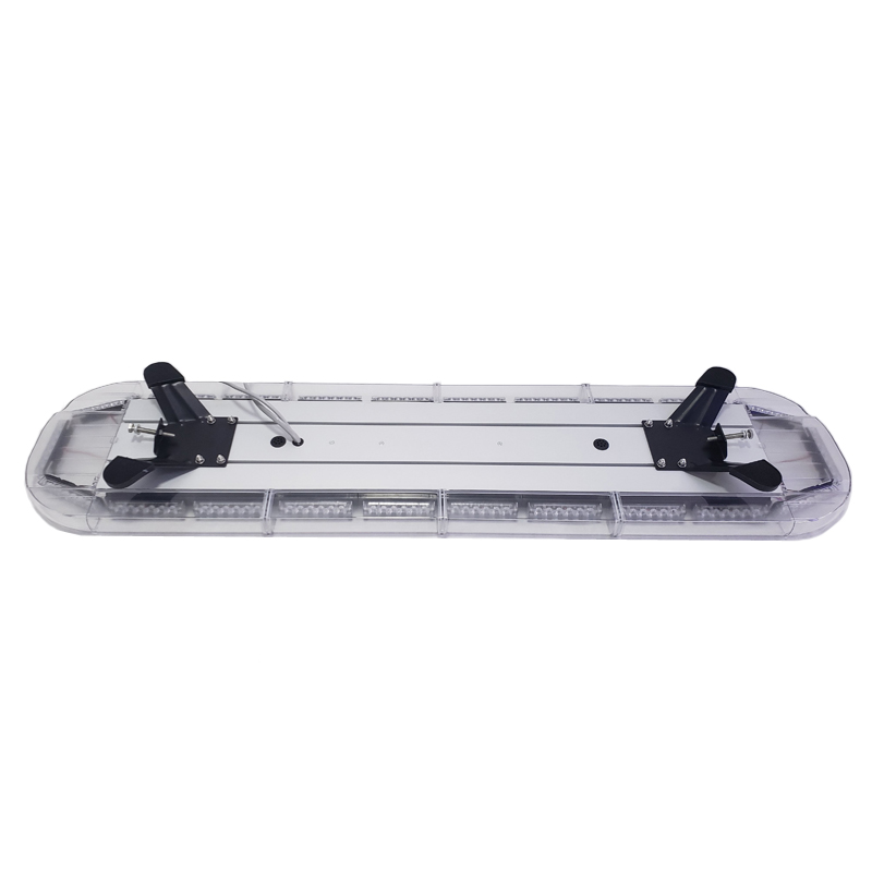"Hot selling 47"" full size aluminum base warning flashing strobe lightbar traffic security led light"