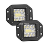 Factory Price Super Bright Engineering Vehicle Ambulance 3x3 Flush Mount Work Lights