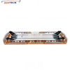 Police Ambulance Fire Emergency Vehicle Lightbar with 100W Siren And Speaker