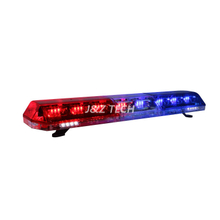 47 Inch 12V Red Blue Police Ambulance Emergency Led Warning Lightbar
