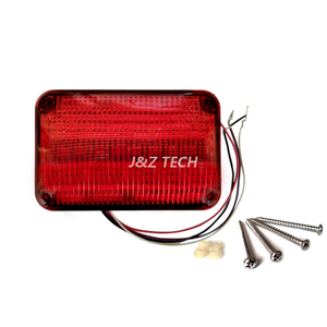 2020 New 6x4 Surface Mount Ambulance Perimeter Led Warning Light
