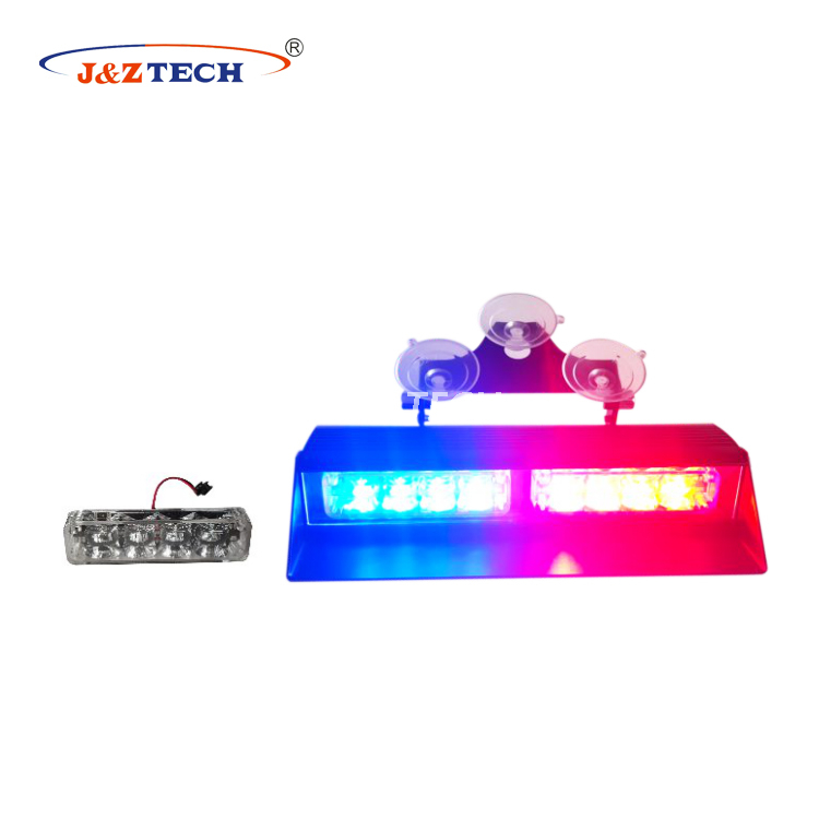 LED FIR 8 LED deck dash warning light