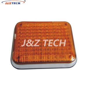 Ambulance 10.2×8.1× 2.2 inch LED perimeter surface mount light