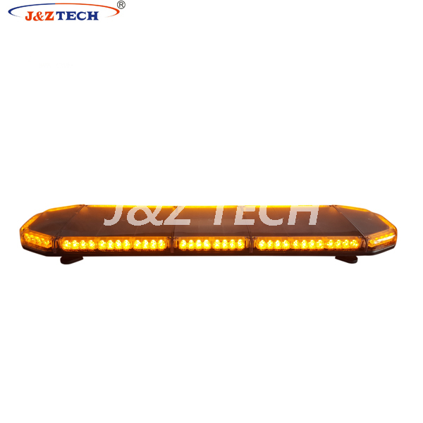 Amber led lightbar Led strobe warning light bar for trucks