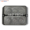 TIR two row 6×3W LED surface mount lighthead