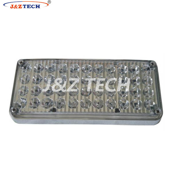 Ambulance 7.6×3.5×0.9 inch LED perimeter surface mount light