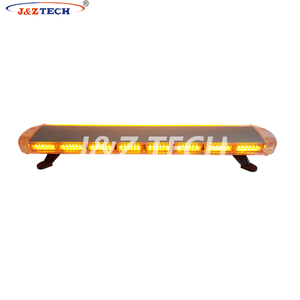 LED Flash Warning Lightbar Firefighter Emergency Lightbar