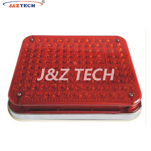 Ambulance 8.8×7.1× 1.8 inch LED perimeter surface mount light